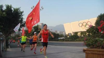 福建开春首场半程马拉松本周日在东侨开跑 上千国内外跑友齐聚