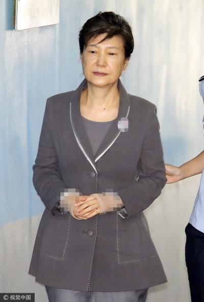 朴槿惠审判将电视直播 韩媒:本人或缺席宣判