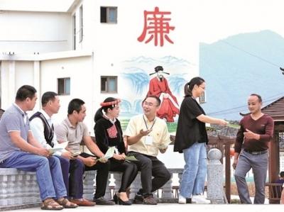 宁德市各级纪检监察机关聚焦村级组织换届选举风气