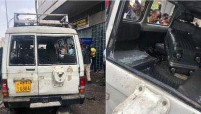 埃塞总理遭手榴弹袭击 现场一死上百人伤