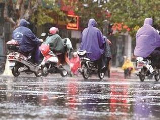 今日起宁德市开始降温降水