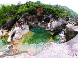 福安白云山:精彩定格亿万年自然奇观