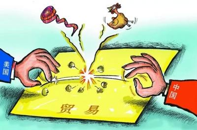贸易战正式打响,中国这样强势反击!三点深刻启示