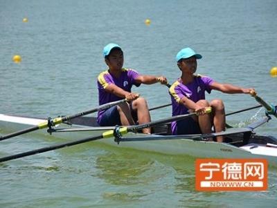 古田:翠屏湖水上运动中心 筹备工作就绪