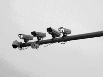 蕉城:汽车北站路段电子警察上岗