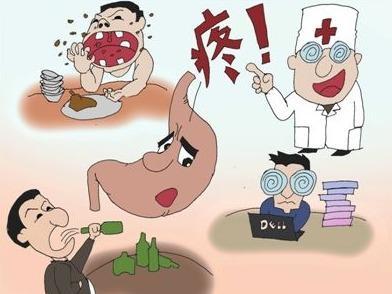 暑热天易发消化道疾病 专家提示五招护肠胃