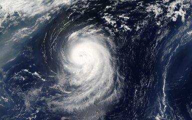 台湾海峡热带低压今天上午在莆田市秀屿沿海登陆