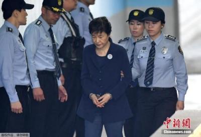 25年监禁!朴槿惠干政案二审宣判 比一审多1年