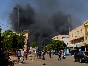 突发!美国驻伊拉克大使馆遭多枚迫击炮弹袭击