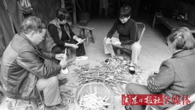 柘荣县乍洋乡溪口村竹林资源成为当地农民增收重要途径
