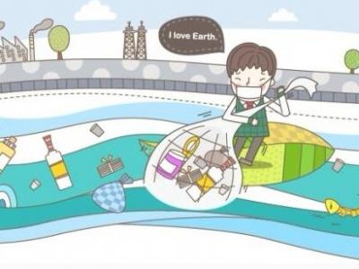 霞浦溪南镇:循环利用海漂垃圾 保护海洋环境