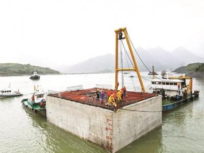 三都澳港区漳湾作业区10号泊位获批港口经营许可证