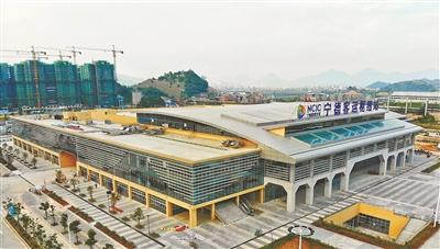 宁德客运枢纽站5条线路正式启用运营  智能化服务为该站亮点