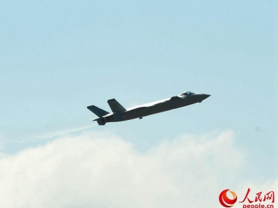 """专家:歼-20可全疆域作战 中国空军新一代战力的 """"尖刀"""""""