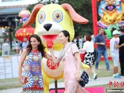 """澳大利亚悉尼中国新年庆典2019年起更名""""农历节"""""""
