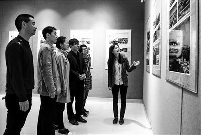 """""""改革开放四十年·宁德城市变迁档案图片展""""在市艺术馆开展"""