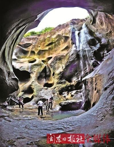 福安白云山:深峡幽洞里的时光密码
