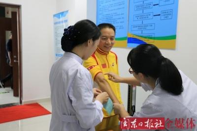 省第十届老健会花絮:医疗队伍保障老人健康