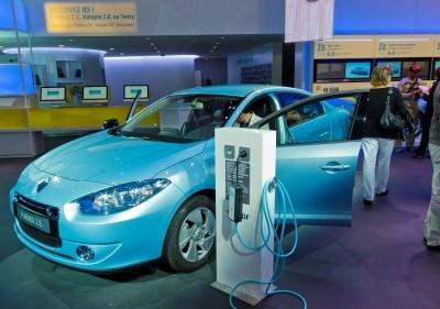宁德新能源电动汽车充电站分布图发布