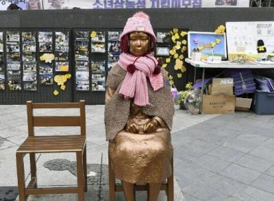 """解散""""慰安妇""""基金会,韩日两国关系要闹掰?"""