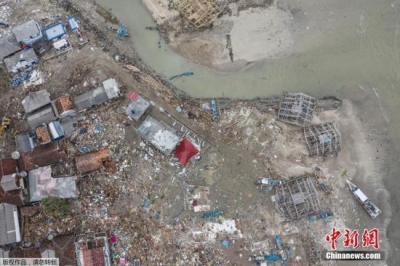 印尼海啸死430人伤1495人 政府将改进海啸预警系统