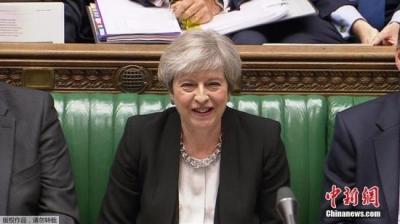 英首相将提交脱欧B计划 拟与爱尔兰订双边条约