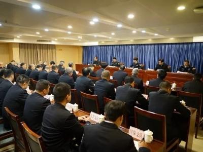 胡楠提名为宁德市副市长、市公安局局长人选