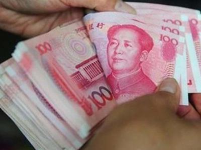人民币迎开门红 在岸大涨超400点升破6.80