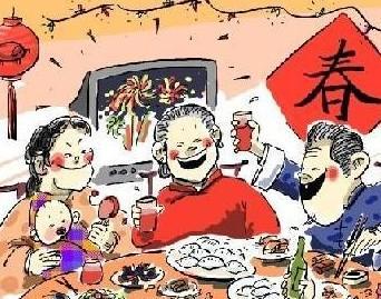 """春节将至 这份""""健康提醒""""您收好"""