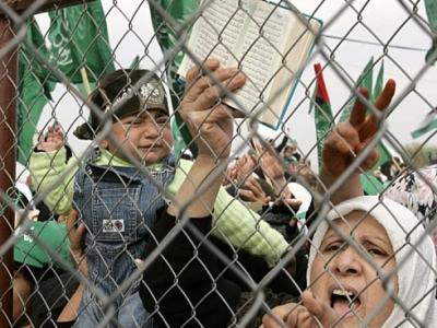 法塔赫哈马斯再闹矛盾 加沙口岸可能无限期关闭
