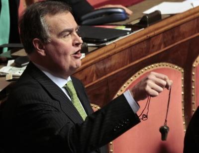 意参院副议长因种族主义言论被判处18个月监禁
