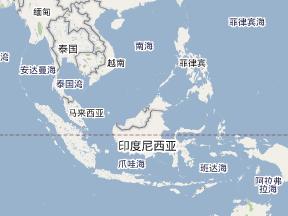 印尼东努沙登加拉省附近海域发生6.2级地震