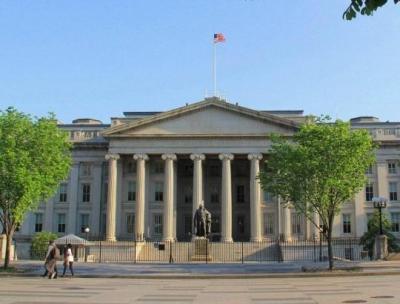 美财政部宣布制裁伊朗两家实体和9名个人