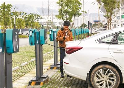 6月1日起,国网宁德供电公司所辖城市充电桩充电服务费下调40%
