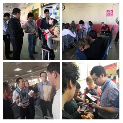 百余中国旅客滞留肯尼亚机场 使馆全力协助妥善安置