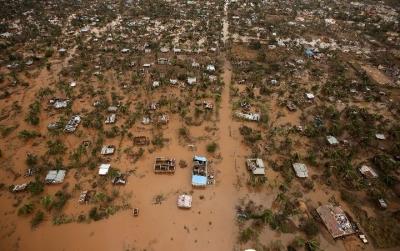 """莫桑比克祸不单行 遭""""伊代""""重创城市确诊霍乱病例"""