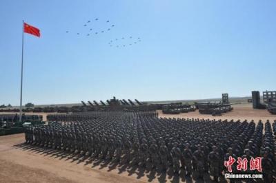 国防部:中国国防政策清晰明确 国防投入合理适度