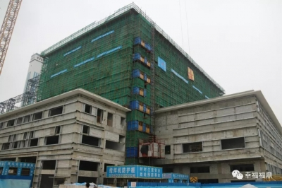 福鼎市生活垃圾焚烧发电厂预计今年上半年完工并投入使用