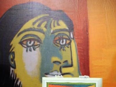 20年前被盗毕加索名画在荷兰寻获