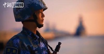 官宣!海军最新宣传片《人民海军 和平力量》