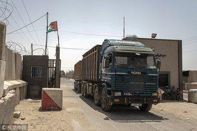 以色列重开两处加沙地带口岸 停火协议或有进展