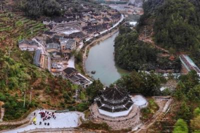 寿宁县下党村的美丽嬗变