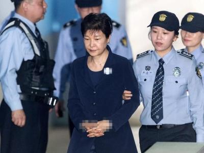 韩国前总统朴槿惠以健康恶化为由递交缓刑申请