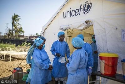 莫桑比克霍乱疫情蔓延逾千人感染 救命疫苗抵达灾区