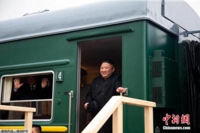 金正恩今将与普京进行首次会晤 在俄日程怎么安排?