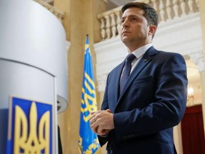 乌克兰中央选举委员会正式宣布泽连斯基当选总统