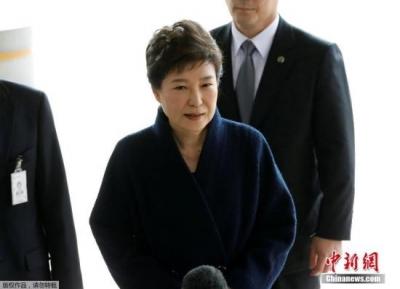 韩在野党议员联名上书检方 要求中止朴槿惠刑期执行