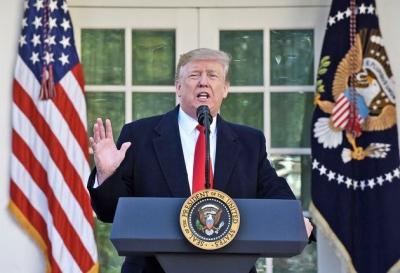 """为枪""""毁约""""!特朗普宣布退出《武器贸易条约》"""