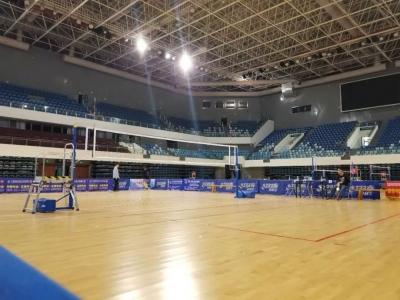 全省气排球盛会本周末在宁德市体育中心启幕