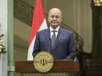 伊拉克总统表示高度重视发展对华关系
